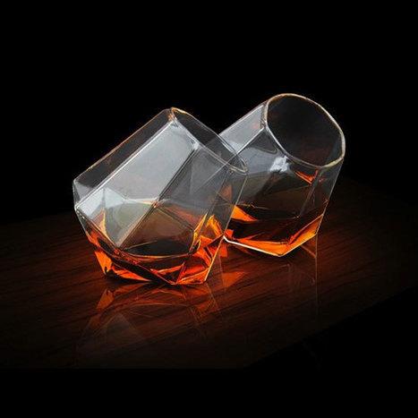 Verres à whisky Diamant - Geek | News geek | Scoop.it