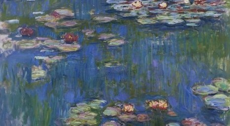 Monet's 'Water Lilies' Auctioned in NY for $27M - American Hard Assets | Auctions and Collectibles | Scoop.it