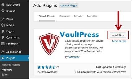 A Sneak Peek into 5 Popular Backup Plugins for WordPress | Latest Tips on Web Design & Development | Scoop.it