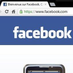 8 choses à faire TOUT DE SUITE pour sécuriser ton compte Facebook | Bien communiquer | Scoop.it
