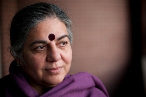 Reconnecting Farmers, Society and the Earth | Vandana Shiva – Navdanya International | Moove it !  On se bouge ! | Scoop.it