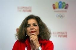 Madrid mayor's, Ana Botella (wife of Jose Maria Aznar) Olympic speech sparks online hilarity | Artículos de interés | Scoop.it
