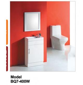 Rossto Vanities - Buy Solid Door Vanity - BQ7-400W BQ7-400W at $197.00 Online | Custom Made Kitchens Renovation & Designs | Scoop.it