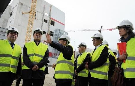 La Bretagne vante son savoir-faire aux Chinois | Production porcine | Scoop.it