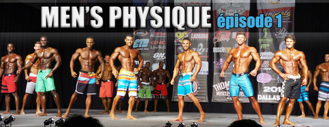road to colmar preparation men's physique episode 1 | musculation | Scoop.it