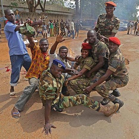 Centrafrique: «On assiste à des mouvements de foule, comme les lynchages» - Rue89 | Intervalles | Scoop.it