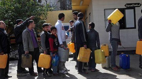 VIDEO | Gaza facing severe fuel crisis due to Israeli blockade | Occupied Palestine | Scoop.it