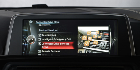 BMW updates online services, supports Android | European Autos | Scoop.it