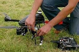 Drone designers flying high - Stuff.co.nz   Plojeto   Scoop.it