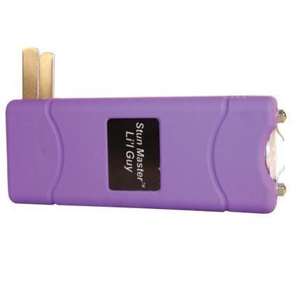 Stun Master Lil Guy 7.5 Million Volt Stun Gun Purple | self defense products | Scoop.it