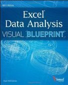 Excel Data Analysis: Your visual blueprint for analyzing data, charts, and PivotTables, 4th Edition - PDF Free Download - Fox eBook | IT Books Free Share | Scoop.it