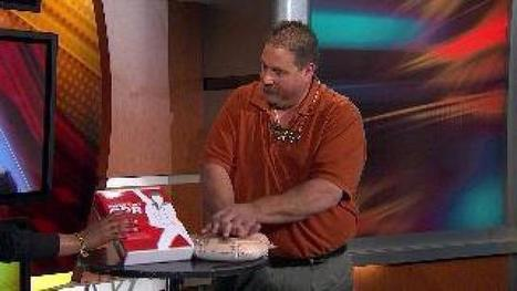 """Free CPR training: """"Stayin' Alive"""" keeps the beat - fox2now.com 