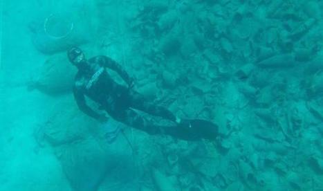 Riapre al pubblico il tesoro archeologico subacqueo dell'Asinara | LVDVS CHIRONIS 3.0 | Scoop.it