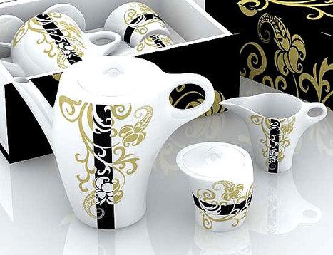Bone China Decals   Bone China Ceramic Decals   Scoop.it
