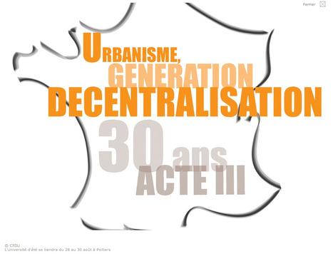 «Le professionnalisme en urbanisme est à redéfinir» : Le métier d'urbaniste est-il dans un état de carence particulier ?   URBANmedias   Scoop.it