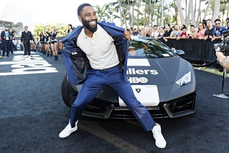 A One on One with Ballers Star John David Washington   News For public   Scoop.it