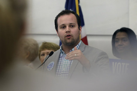 How Evangelical Churches Protect Abusers Like Josh Duggar | The Atheism News Magazine | Scoop.it