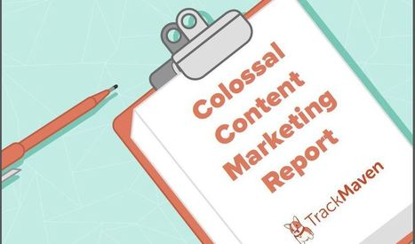The Colossal Content Marketing Report: Blogging Basics and Beyond | GoViralExposure | Scoop.it
