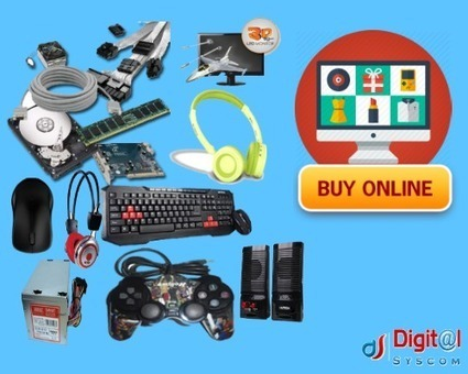 Why Not Buy Computer Accessories Online! by Dianna Holzman   computer parts and accessories   Scoop.it