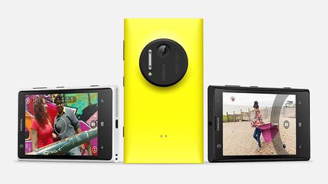 ExecuTech: Nokia Lumia 1020 Closing Gap Between Cameras and Smartphones - Variety | Nokia 1020 | Scoop.it