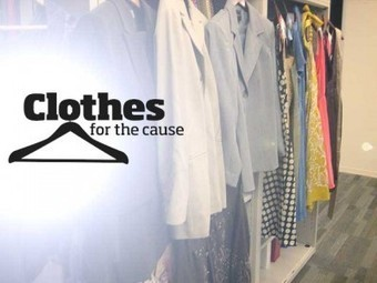"Clothes for the Cause: Upcycling Your Old Outfits For a Good Cause ... (""this is not garbage at all"") 