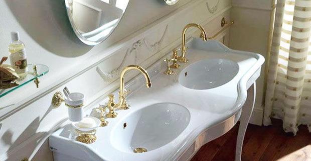 Salles de bains à l'ancienne : 5 photos pour créer une salle de bains pleine de charme   La Revue de Technitoit   Scoop.it