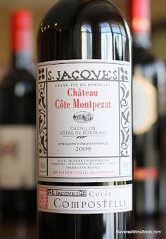 The Reverse Wine Snob: Chateau Cote Montpezat Cuvee Compostelle 2009 - More Budget Bordeaux | Bordeaux wines for everyone | Scoop.it