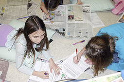 Classroom Newspapers Are 'A Valuable Resource' - The Missourian | digital citizenship | Scoop.it
