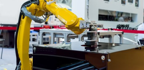 Meet Your New Industrial Robot Coworkers | Post-Sapiens, les êtres technologiques | Scoop.it