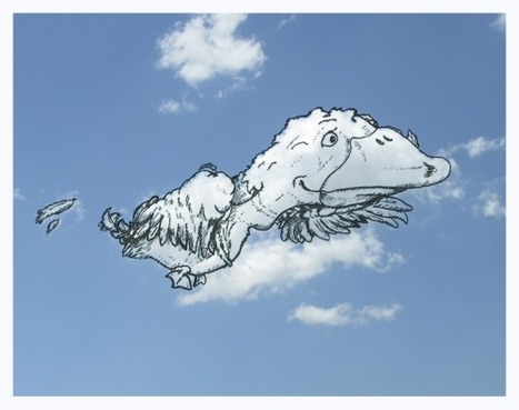 Shaping Clouds - Martin Feijoó (aka Tincho) | [Art] - artist's point of view, creative process &  interesting pieces | Scoop.it