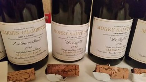 An American's road to Burgundy | Pinot Post | Scoop.it