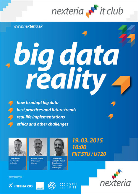 robime.it | Nexteria IT Club: Big Data Reality | Veľké dáta | Scoop.it