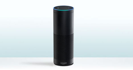 Amazon Echo: An Intelligent Speaker That Listens to Your Commands | Daring Gadgets, QR Codes, Apps, Tools, & Displays | Scoop.it