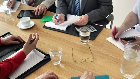 5 Words to Use in Every Business Meeting | Business Updates | Scoop.it