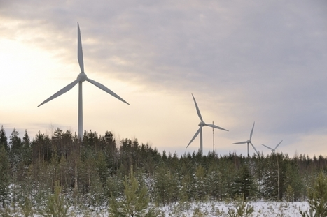 Good News from Finland - Finland looking for growth from its cold climate wind power competence | Finland | Scoop.it