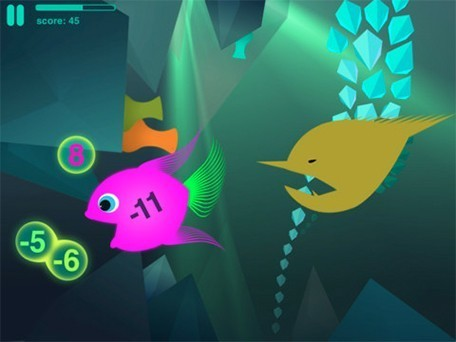 Educational app series Motion Math reaches one million download milestone | computer game in education | Scoop.it