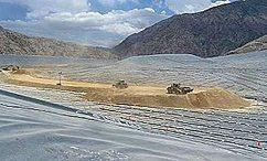 Colapso en pila de cianuración de Gualcamayo - San Juan - NO a la Mina   MOVUS   Scoop.it
