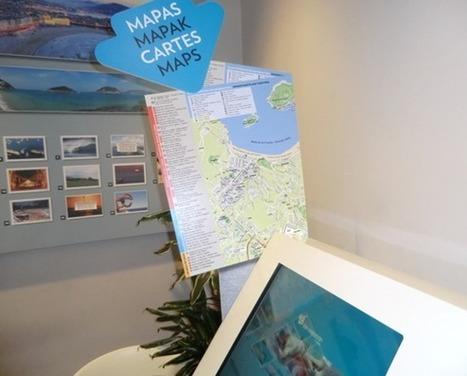 » Un distributeur automatique et intelligent de cartes touristiques | Actualité etourisme | Scoop.it