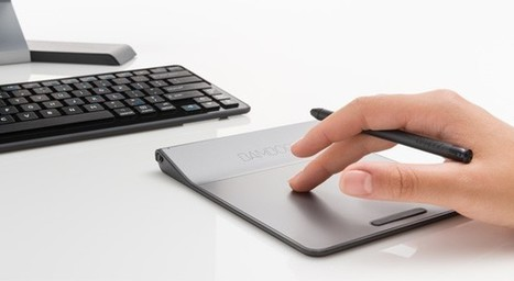 Wacom's Bamboo Pad: a Magic Trackpad-esque peripheral with stylus input for $49 and $79 | Tech Luv | Scoop.it