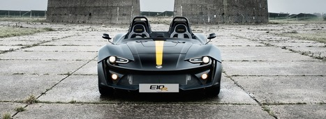Zenos E10 R - Astonishing performance, outstanding price! | Heron | Scoop.it