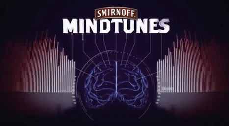 SMIRNOFF Mindtunes | DJ Fresh | Julien Castet | Volt Café | by Volt Magazine | audio branding | Scoop.it