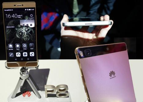 Huawei P8 : «concurrent de l'iPhone 6 sinon rien !» | Téléphone Mobile actus, web 2.0, PC Mac, et geek news | Scoop.it