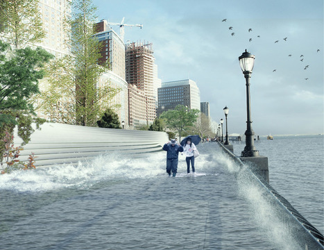 How Climate Change Will Alter New York City's Skyline - Wired | Reading Pool | Scoop.it