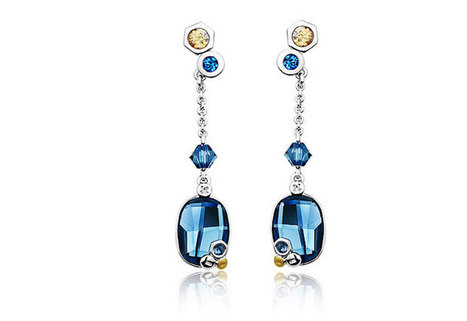 Crystal Earrings For Birthday gift | Crystal Giftware | Scoop.it