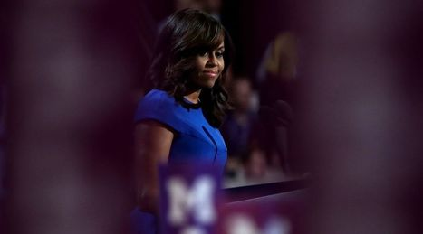 How Michelle Obama wrote Trump out of the American narrative | Mundo etc | Scoop.it
