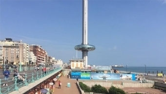 Brighton sets 'sustainability benchmark' for eco-tourism with i360 opening | Zero Waste Europe | Scoop.it