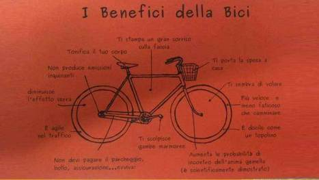 """In bici hai benefici"" - urban.bicilive.it | bicilive.it World | Scoop.it"