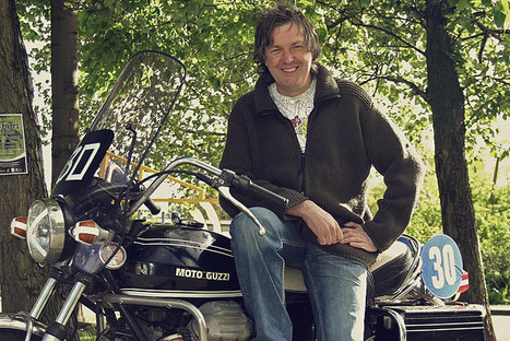 BikeEXIF | Interview: James May | Ductalk Ducati News | Scoop.it