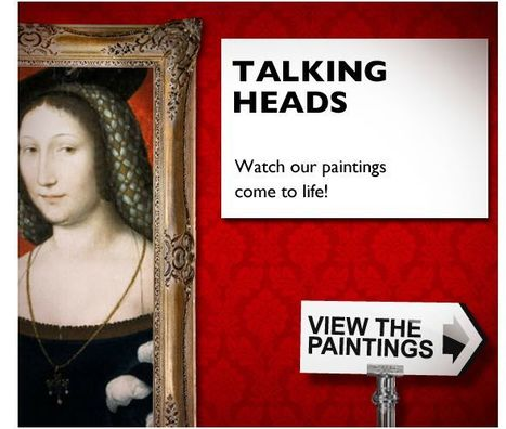 Talking heads - see what are paintings are saying! - Walker Art Gallery, Liverpool museums | Education Matters - (tech and non-tech) | Scoop.it