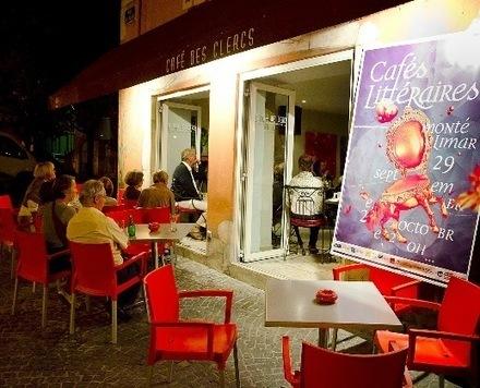 Les cafés littéraires de Montélimar, 17e édition  | Actualité Culturelle | Scoop.it